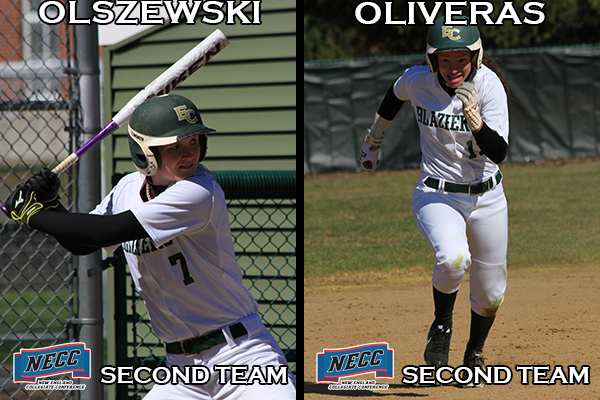 Olszewski, Oliveras Earn All-Conference Honors