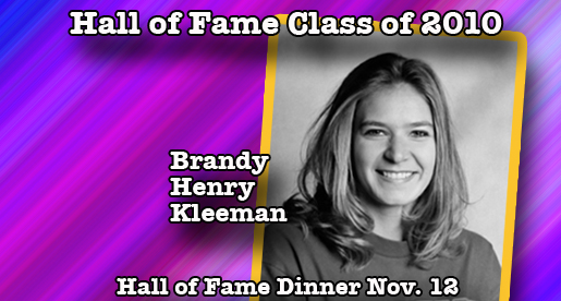 TTU Sports Hall of Fame to add softall pitcher Brandy Henry