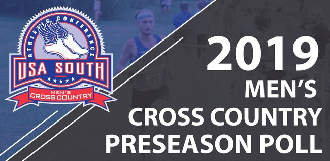 Men's Cross Country Selected to Finish 5th in Preseason Poll