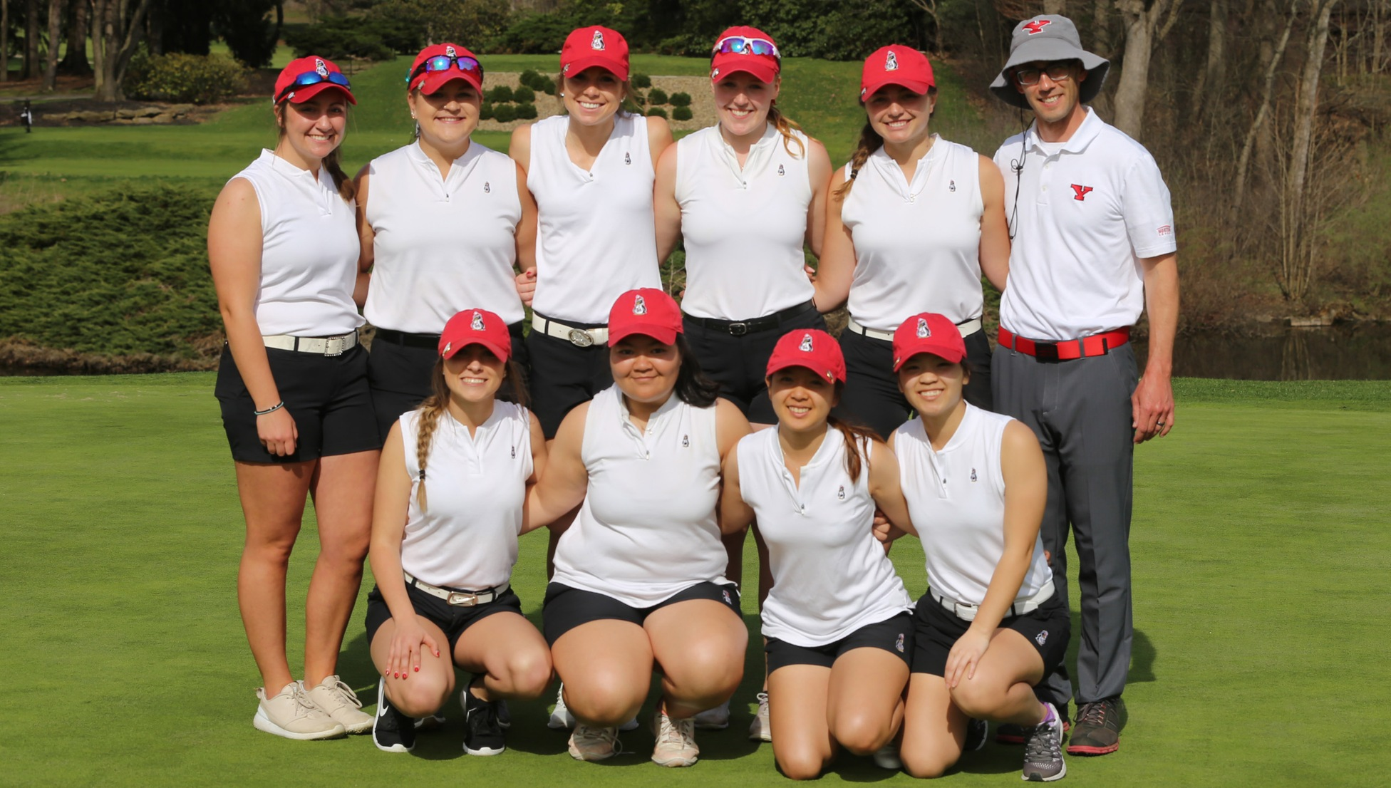 YSU Women's Golf earned its fourth win of the season at the YSU Spring Invitational.