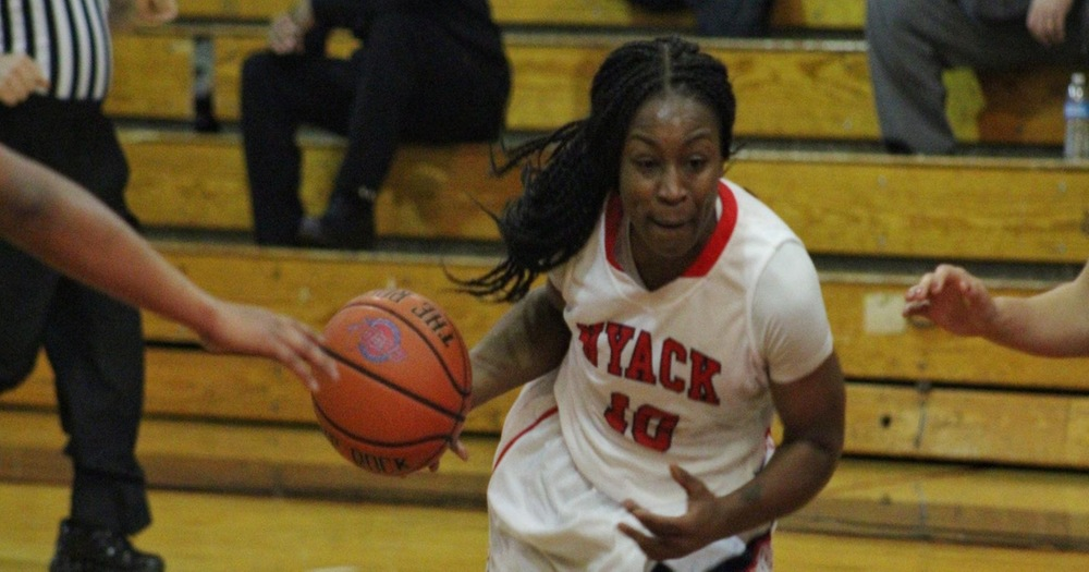 Women's Basketball Earns First Conference Win against Post, 65-59