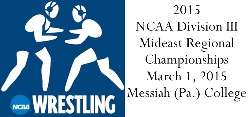 No.13 BW Wrestlers Set to Compete at NCAA Mideast Regional