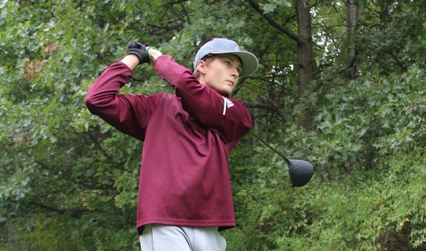 Men's Golf Begins Championship Play at Fall Finale