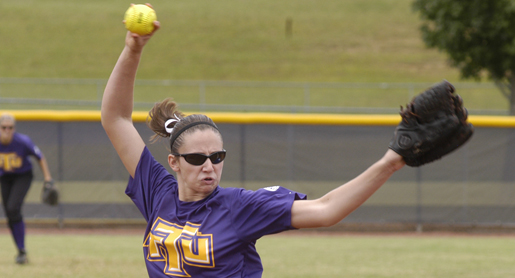 Taylor Ketchum pitches best game of her career as Tech splits with SEMO Saturday