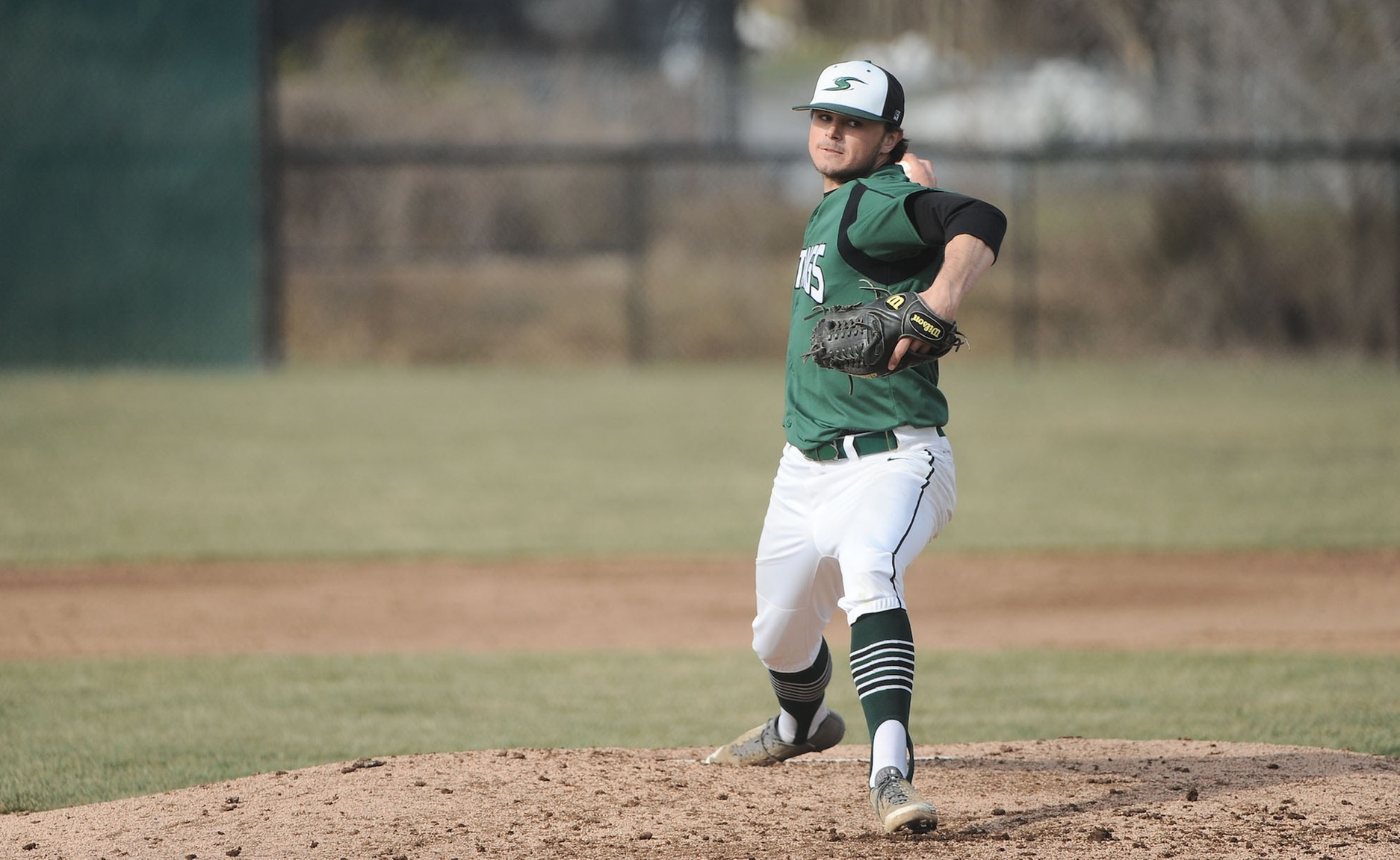 Mustangs Rally From Four Runs Down, Split With LVC