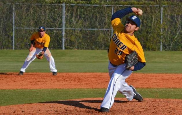 Coker Baseball Weekend Series Moved to Sunday-Monday