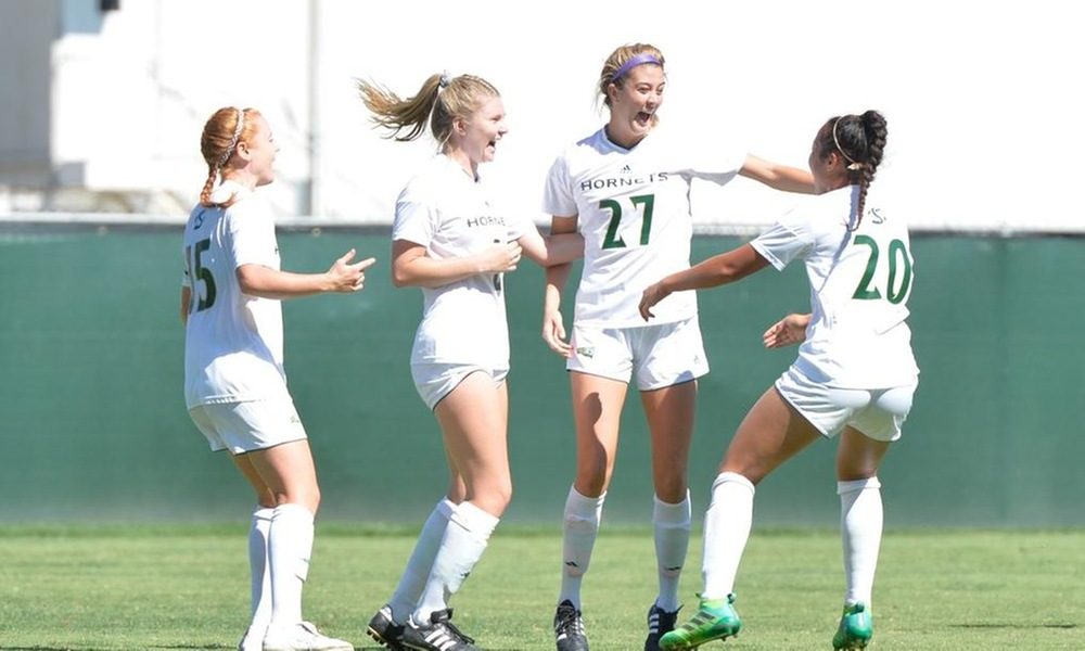 SHERWOOD DELIVERS EQUALIZER FOR WOMEN'S SOCCER IN 1-1 DRAW AGAINST SAINT MARY'S