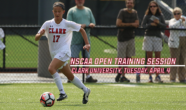 Women's Soccer To Host NSCAA Open Training Session