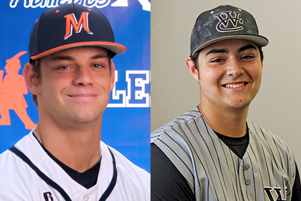 NTJCAC Baseball Players of the Week (March 19-25)