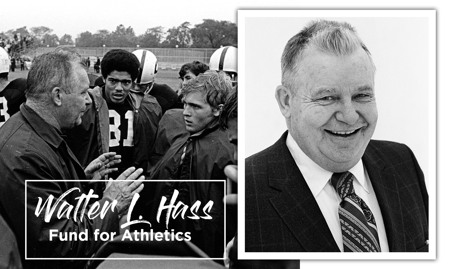 UChicago Athletics & Recreation Announces Creation of Walter L. Hass Fund