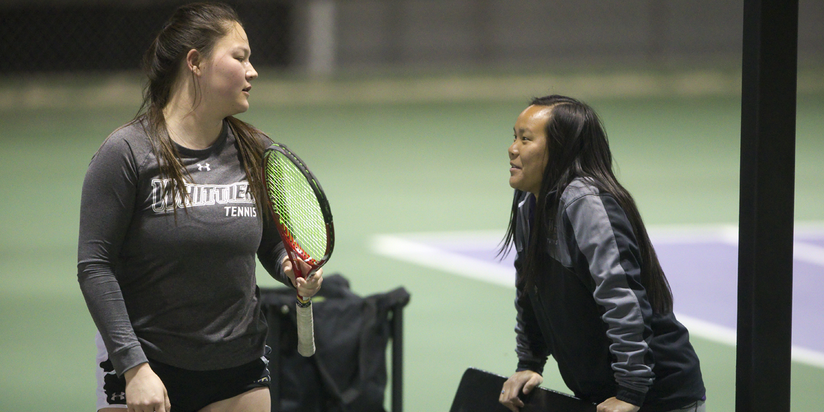 Women's Tennis falls to Banana Slugs 8-1