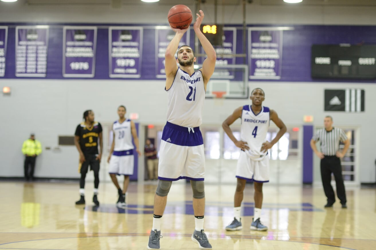 Six Players Reach Double Figures As Men's Basketball Bests Mercy, 107-81