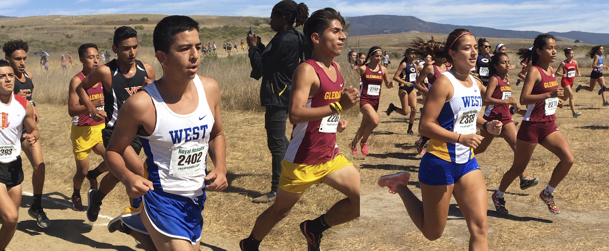 Men's XC Place 4th, Women 10th in WSC Preview Meet