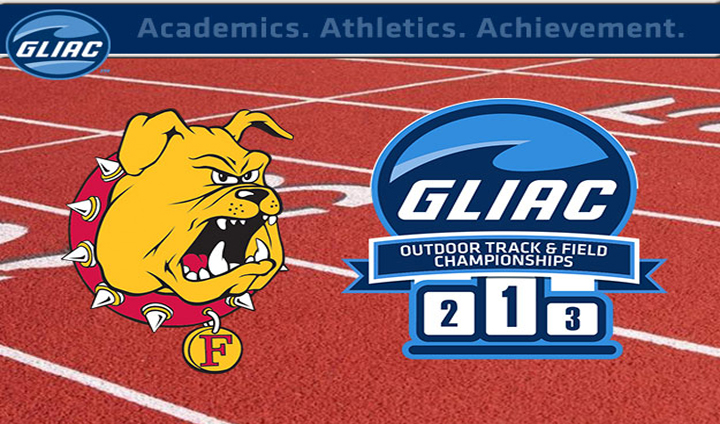 Ferris State Opens Action At 2016 GLIAC Outdoor Track Championships