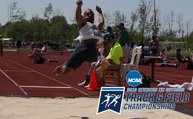 Barnett Breaks Trine Long Jump Record at NCAA Outdoor Nationals