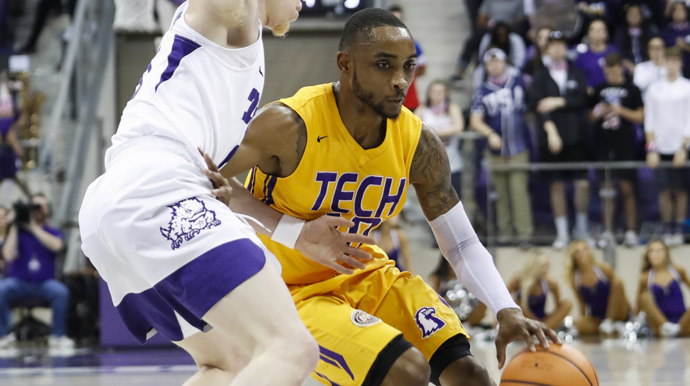 Hot-handed TCU delivers Golden Eagles first loss of season
