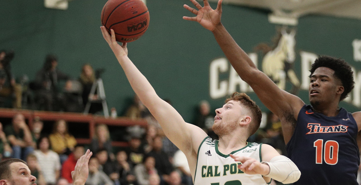 Second-Half Explosion Sends Cal Poly to First Big West Win