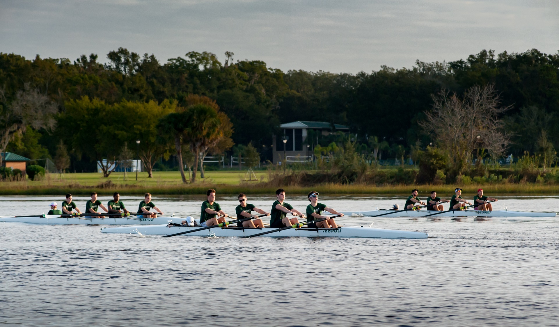 Men's Rowing Hosts Temple to Open Spring Season