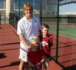 Tennis to Host Clinic for Kids