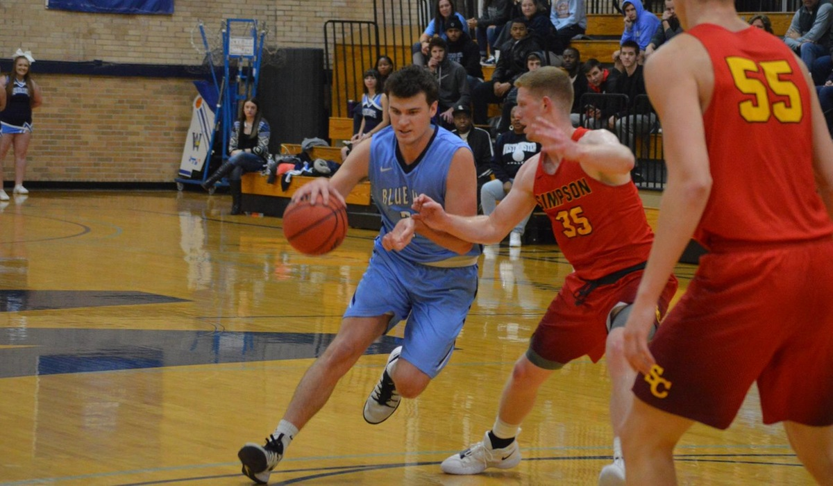 Westminster Men's Basketball Notches Second SLIAC Win Over Eureka