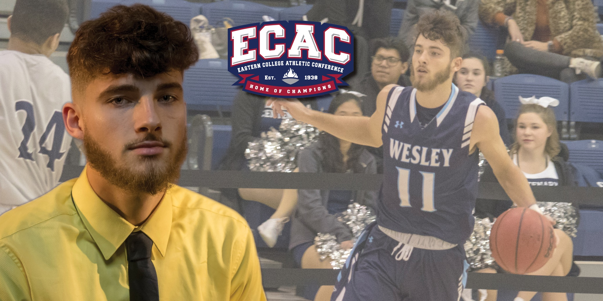 Cameron selected as ECAC Player of the Month for December