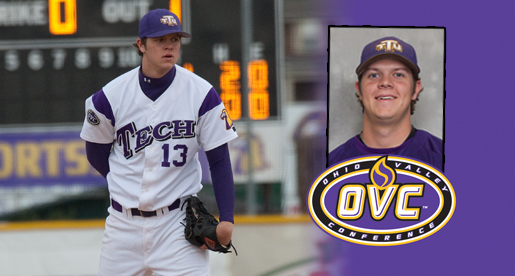 Right on target: Archer earns adidas OVC Pitcher of the Week honors