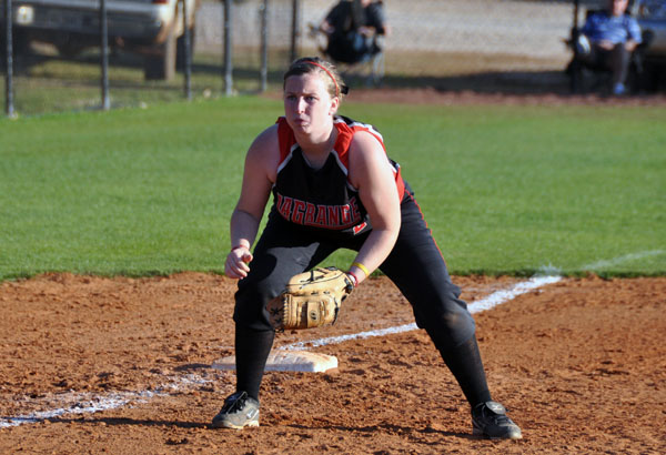 Softball: Panthers edged by DePauw in 10 innings