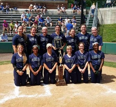 St. Mary's Ryken edges O'Connell for second straight WCAC softball title