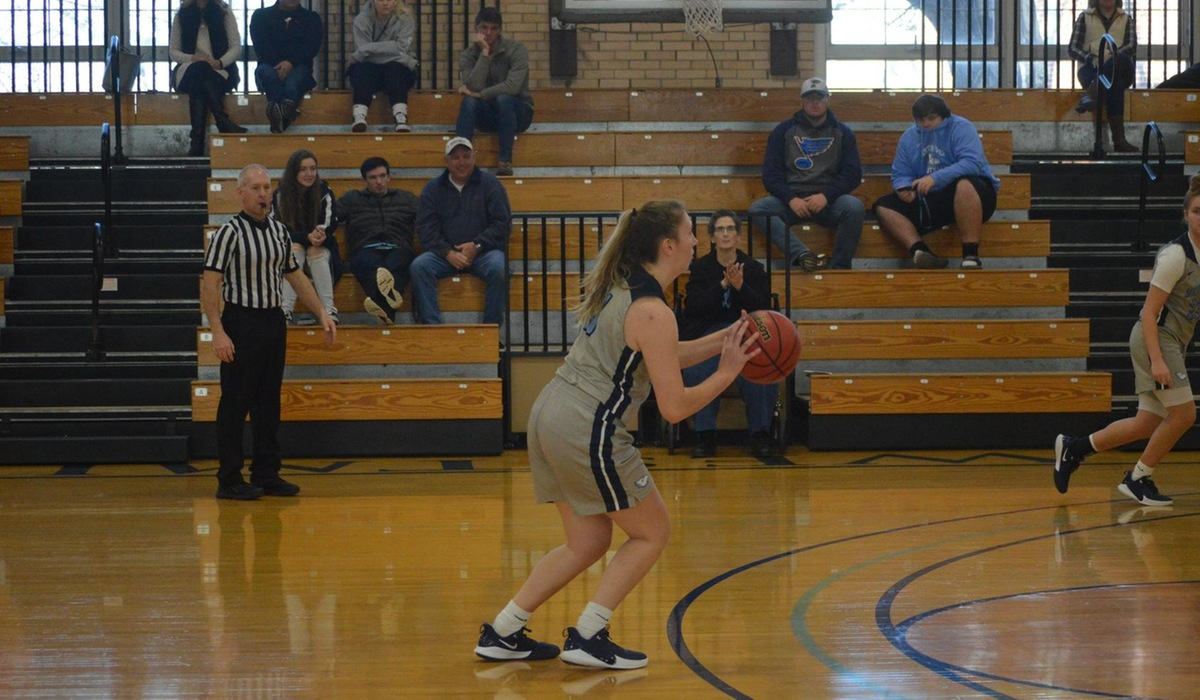 Westminster Women's Basketball Demonstrates 'Resilience' in Home Conference Win Against Eureka