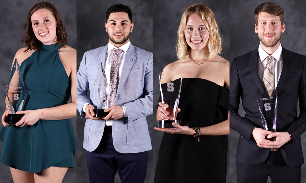 Bruins celebrate 2017-18 season at 49th annual Athletic Banquet