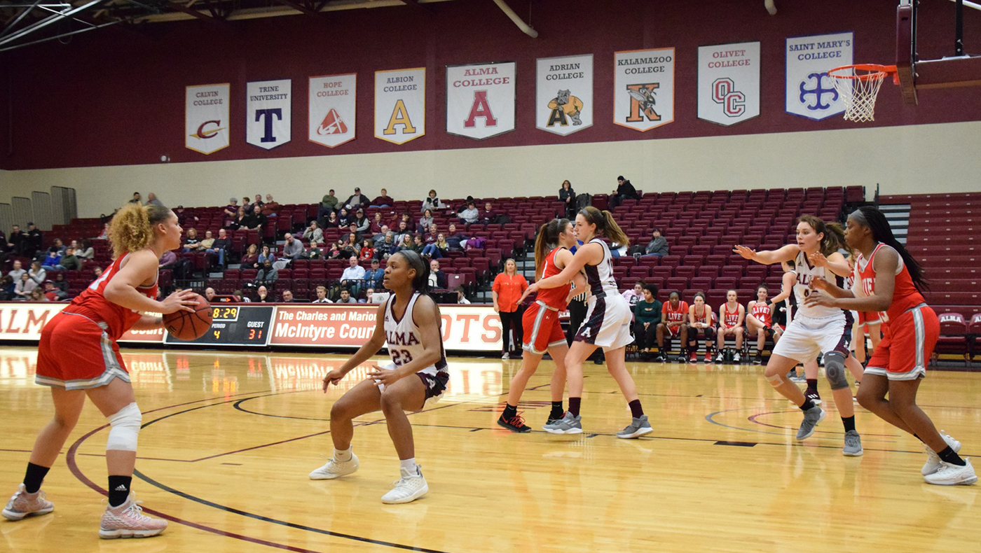 Photo by Noah Canlas, Alma College Athletics