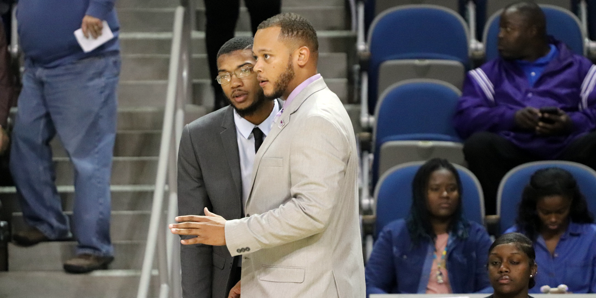 Stinson Appointed Men's Basketball Assistant Coach