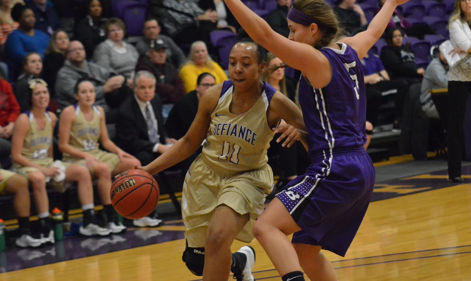 Defiance College Women's Basketball Team Set to Open 2017-18 Season