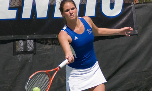 Kim Dixon sent the Tornados to the SAC Tournament title match