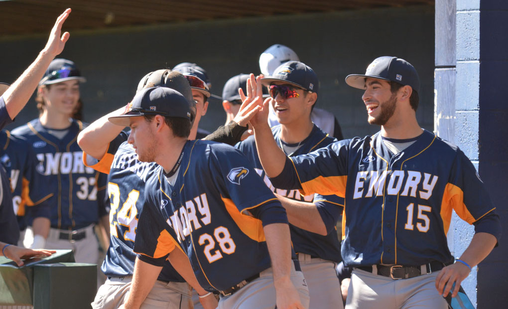 Emory Rewind - Emory Baseball vs. Berry College - Mar. 13, 2018