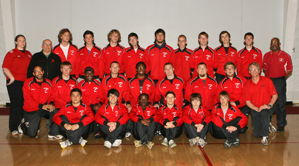 2009 Wittenberg Men's Track and Field