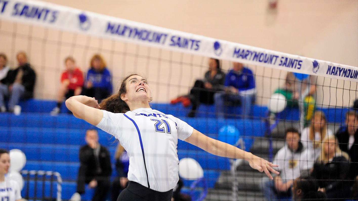 Women's volleyball takes first win, splits first day of Randolph-Macon Invitational