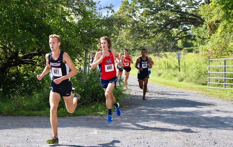 Cross Country Teams Compete at Vassar Ron Stonitsch Invite