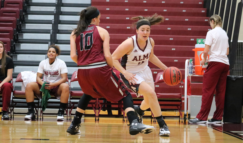 Scots Fall to Ohio Christian 73-65, Kendall Named to All-Tournament Team