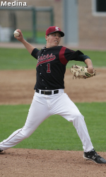 Rivers Named WCC Pitcher of the Week