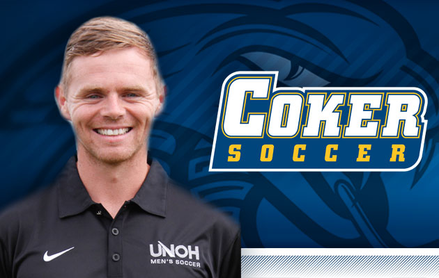 Coker Tabs Williams to Lead Men's Soccer Program