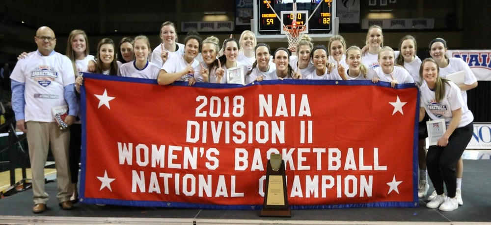 2018-19 schedule released for National Champion DWU women's basketball