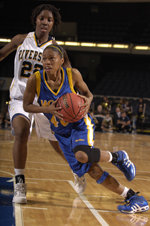 LaShay Fears Leaves UCSB, Ashley Hall Assumes Role as Team Manager