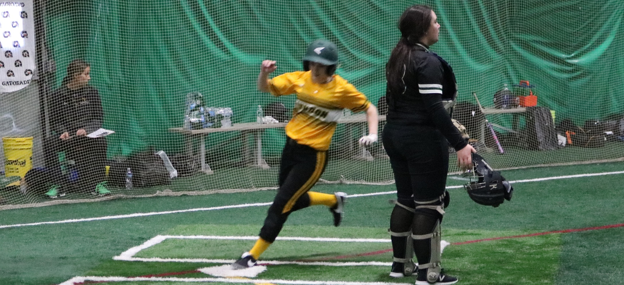 Hornet softball swept by Mitchell