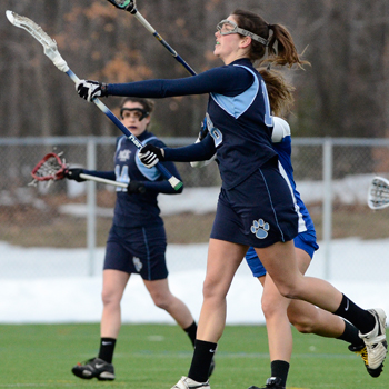 Wheaton Pulls Away From Lacrosse