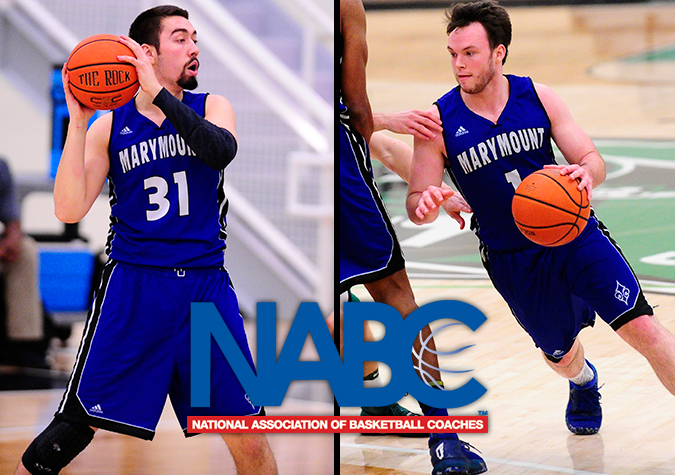 Anderson, Dumais named to NABC Honors Court