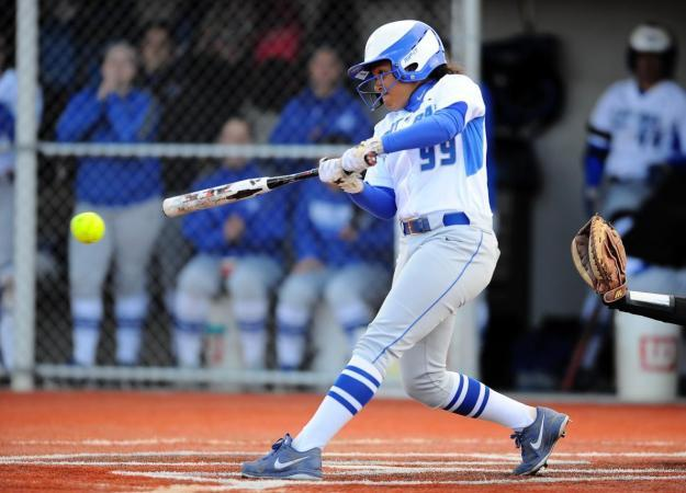 Softball Tops URI In Five Innings