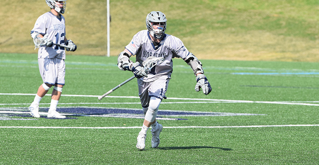 Men's Lacrosse Falls at Catholic in Final Road Match of 2017 Season