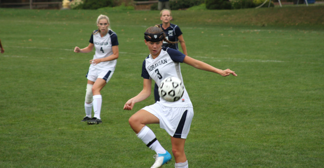 Schall Ranked in Opening NCAA DIII Women's Soccer Stats