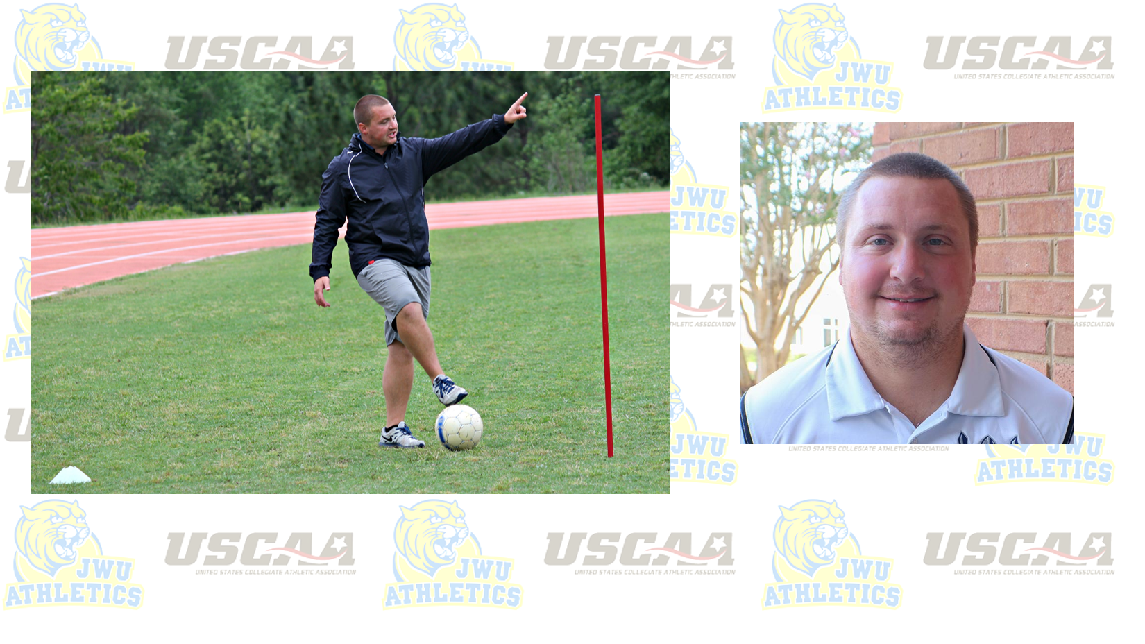 JWU Hires Matt Payne as Head Men's Soccer Coach